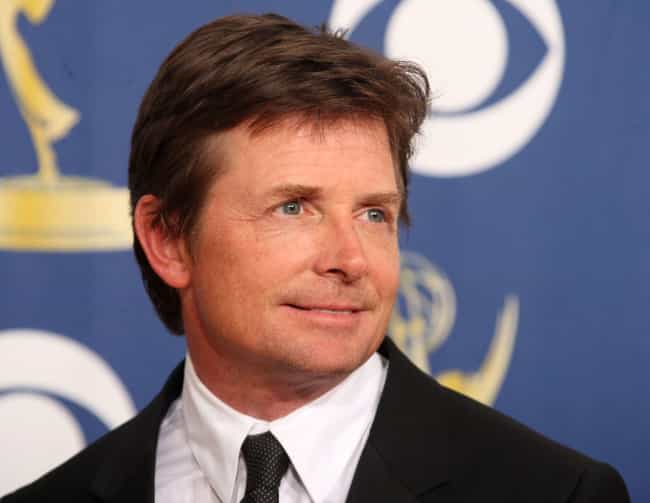 Michael J. Fox is listed (or ranked) 4 on the list Famous Male Celebrities