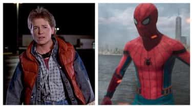 Michael J. Fox - Spider-Man