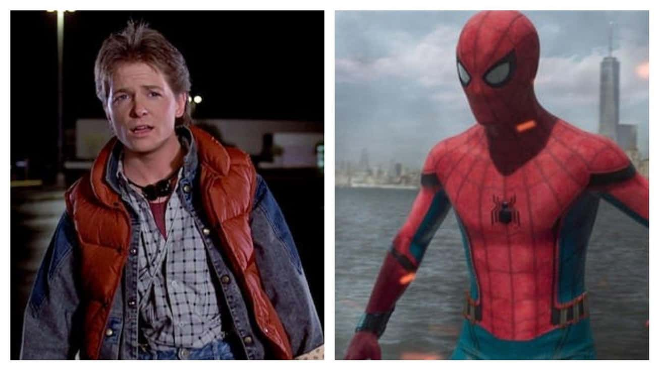 Michael J. Fox - Spider-Man
