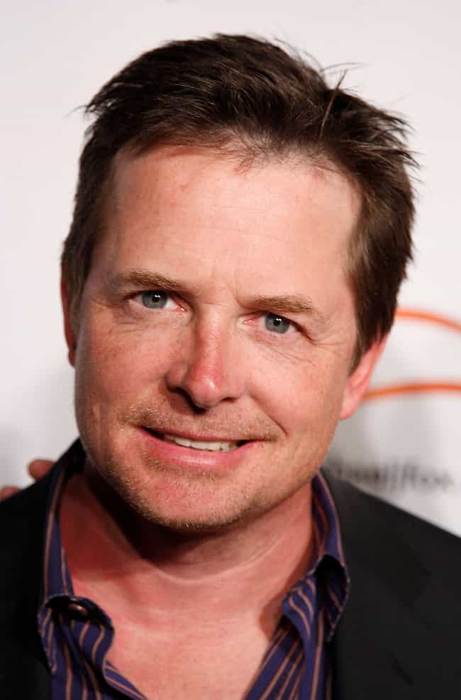 Michael J. Fox is listed (or ranked) 2 on the list Famous People With Parkinson's Disease