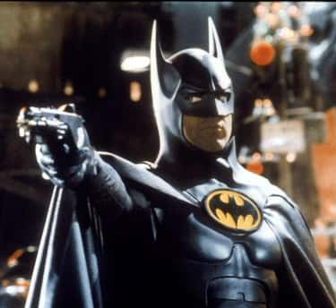 Michael Keaton is listed (or ranked) 1 on the list The Best Actors Who Played Batman, Ranked