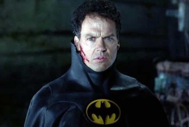 Michael Keaton is listed (or ranked) 7 on the list Actors in the Most Tim Burton Movies