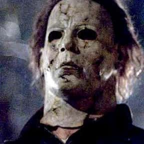 Michael Myers is listed (or ranked) 4 on the list Who Are Your Favorite Bad Guy Main Characters?