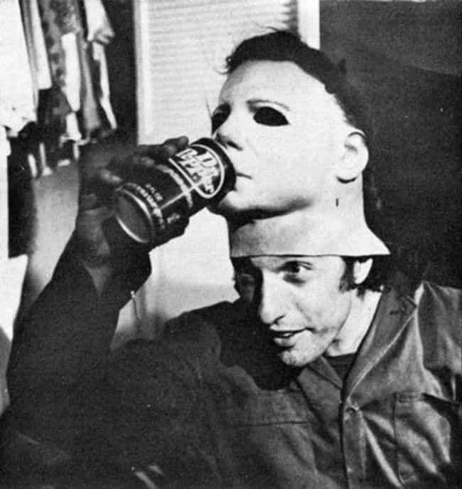 Michael Myers is listed (or ranked) 1 on the list 53 Behind The Scenes Photos Of Movie Villains