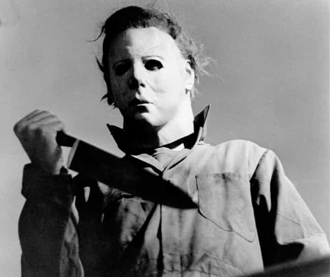 Michael Myers is listed (or ranked) 2 on the list The Most Utterly Terrifying Figures in Horror Films