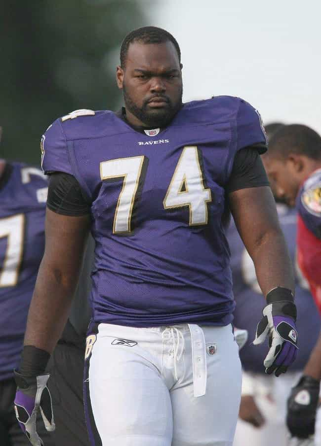 Michael Oher is listed (or ranked) 3 on the list Famous Athletes Who Were Adopted