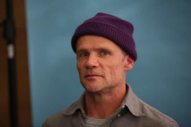 Flea is listed (or ranked) 2 on the list Famous Male Trumpeters