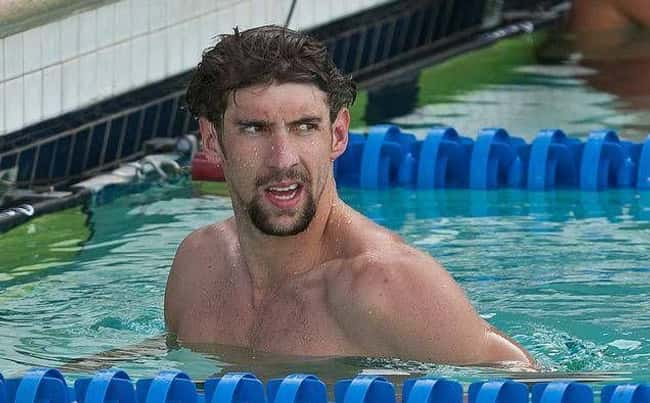 Michael Phelps is listed (or ranked) 8 on the list Crazy Diets of Wrestlers and Other Athletes