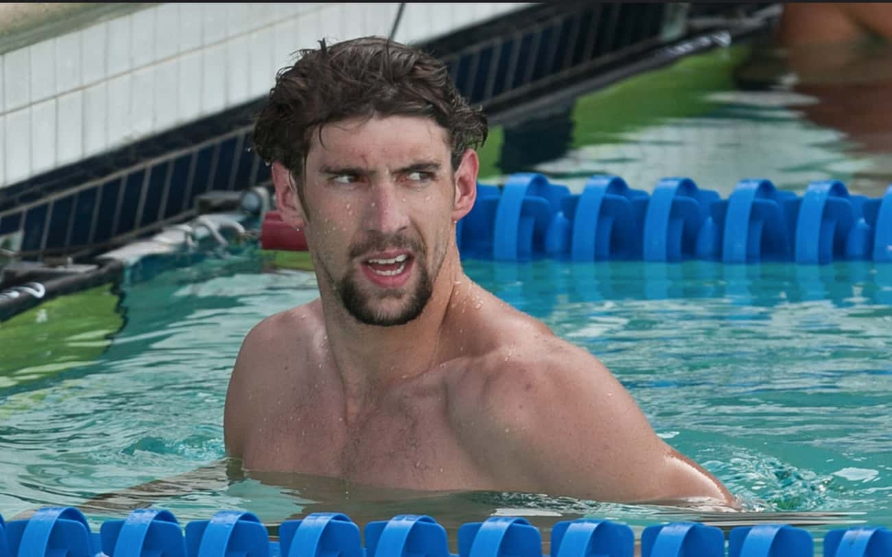 Michael Phelps is listed (or ranked) 3 on the list Athletes Charged with DUI