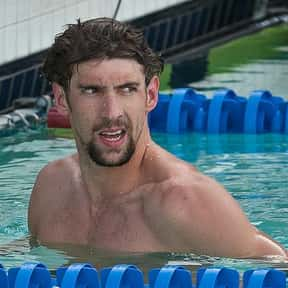Michael Phelps is listed (or ranked) 11 on the list Famous University Of Michigan Alumni