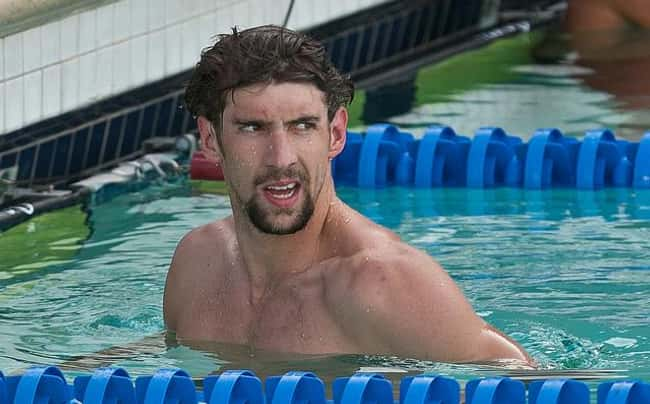 Michael Phelps is listed (or ranked) 46 on the list Famous People Who Were Relentlessly Bullied