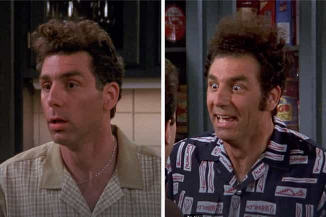 Michael Richards is listed (or ranked) 3 on the list How the Cast of Seinfeld Aged from the First to Last Season