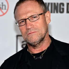 Michael Rooker is listed (or ranked) 5 on the list The Best Actors in Live-Action Comic Book TV Shows