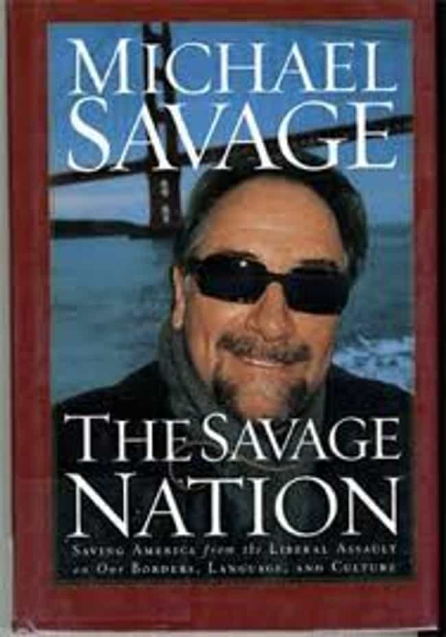 Michael Savage is listed (or ranked) 4 on the list Famous People who Majored in Anthropology