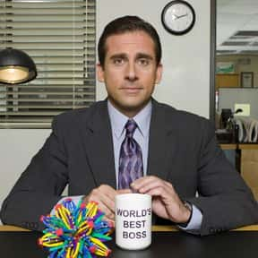 Michael Scott is listed (or ranked) 1 on the list The Funniest TV Characters of All Time