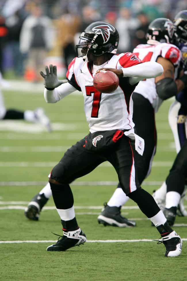 Michael Vick is listed (or ranked) 2 on the list 26 Athletes Who Went Completely Broke