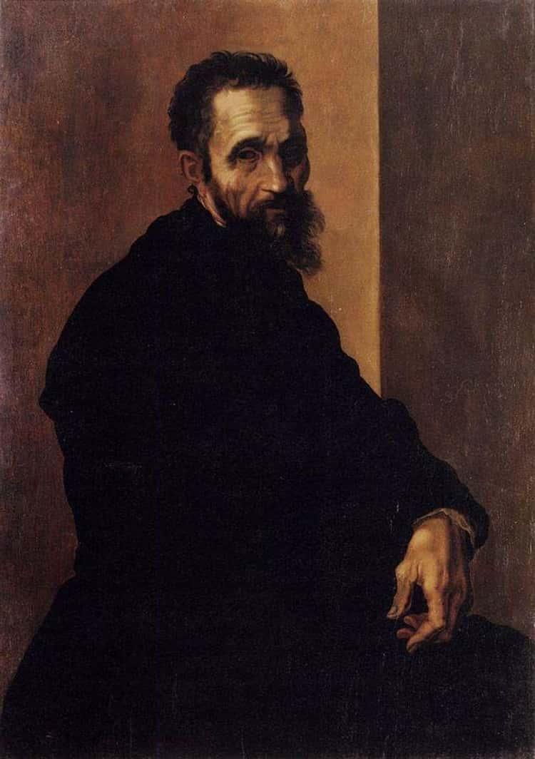 Michelangelo's Arthritis