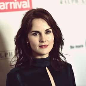 Michelle Dockery is listed (or ranked) 12 on the list Downton Abbey Cast List