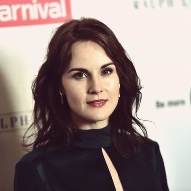 Michelle Dockery is listed (or ranked) 3 on the list The Best Downton Abbey Actors