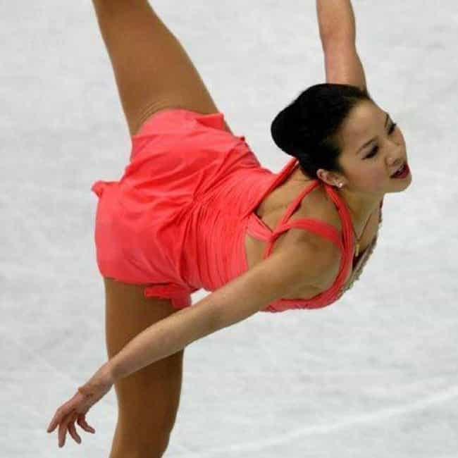 Michelle Kwan is listed (or ranked) 3 on the list Famous Female Figure Skaters