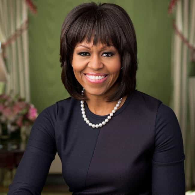Michelle Obama is listed (or ranked) 1 on the list 25 Famous Black Female Politicians Who Are Great Role Models