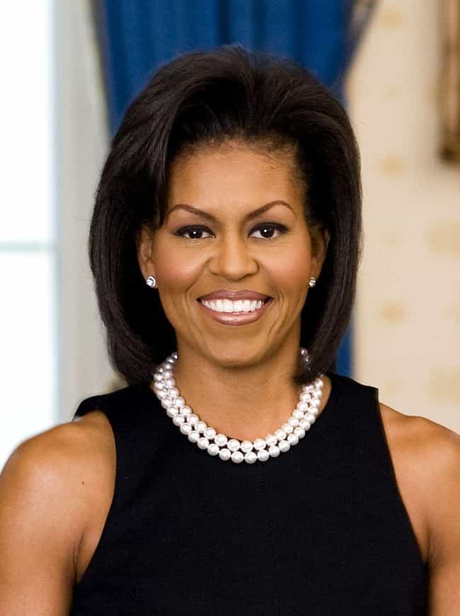 Michelle Obama is listed (or ranked) 4 on the list Celebrities Who Have Had Miscarriages