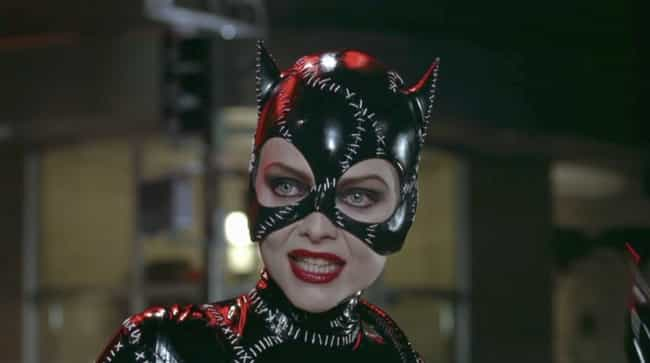 Michelle Pfeiffer is listed (or ranked) 4 on the list The Best Actors Who Played Batman Villains On Film