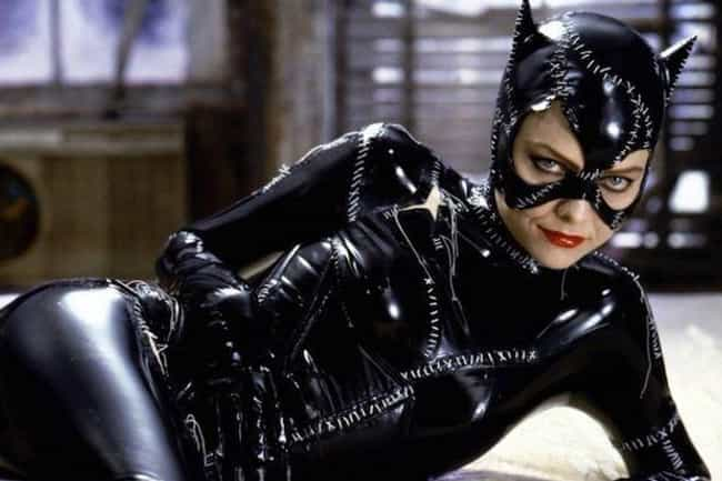 Michelle Pfeiffer is listed (or ranked) 2 on the list The Best Actresses Who Played Catwoman