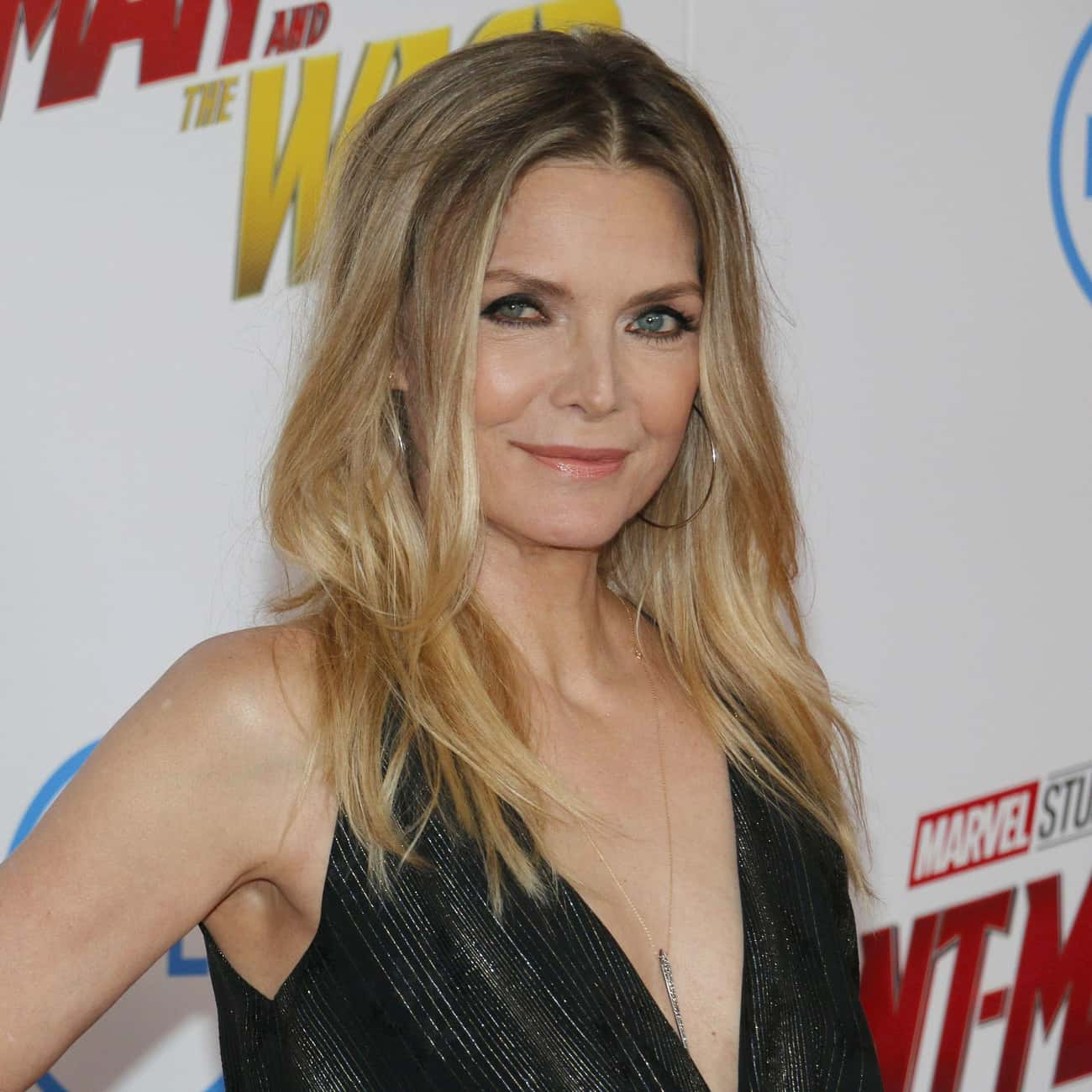 Michelle Pfeiffer is listed (or ranked) 3 on the list The Most Stunning Celebrity Women Over 50
