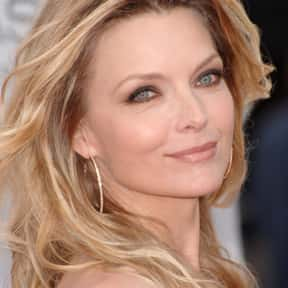 Michelle Pfeiffer is listed (or ranked) 16 on the list The Most Beautiful Women of All Time