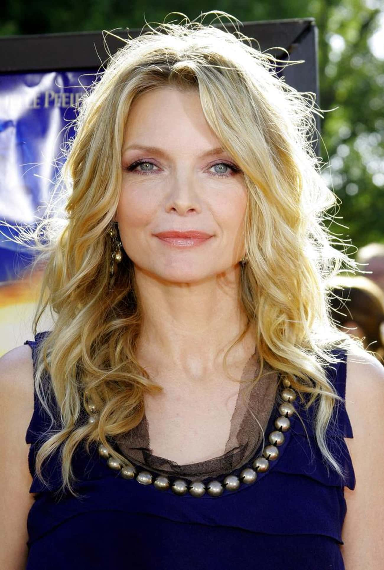 Michelle Pfeiffer is listed (or ranked) 4 on the list Beautiful Celebrity Women Aging the Most Gracefully
