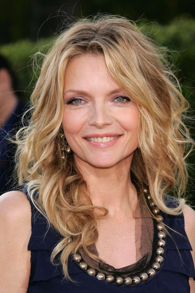 Michelle Pfeiffer Is Listed Or Ranked 1 On The List Beautiful Celebrity Women Aging