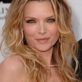Michelle Pfeiffer is listed (or ranked) 12 on the list The Greatest American Actresses Of All Time