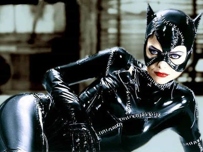 Michelle Pfeiffer is listed (or ranked) 2 on the list The Hottest Women from the Batman Movies