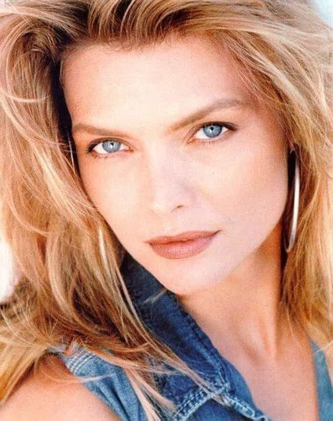 Michelle Pfeiffer is listed (or ranked) 1 on the list The 100+ Hottest Women of the '90s