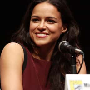 Michelle Rodriguez is listed (or ranked) 12 on the list Famous Cancer Female Celebrities