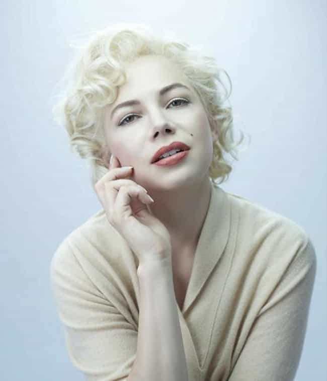 Michelle Williams is listed (or ranked) 3 on the list Famous Actresses Who Look Like Marilyn Monroe