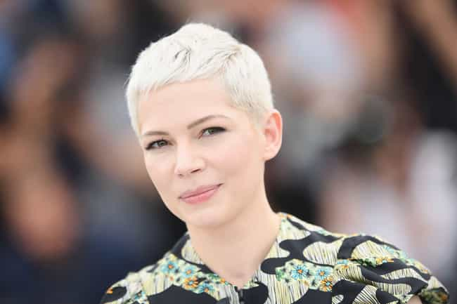 Michelle Williams is listed (or ranked) 3 on the list Jason Segel Loves and Hookups