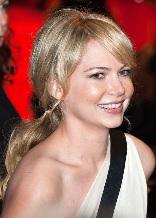 Michelle Williams is listed (or ranked) 4 on the list Heath Ledger's Loves & Hookups