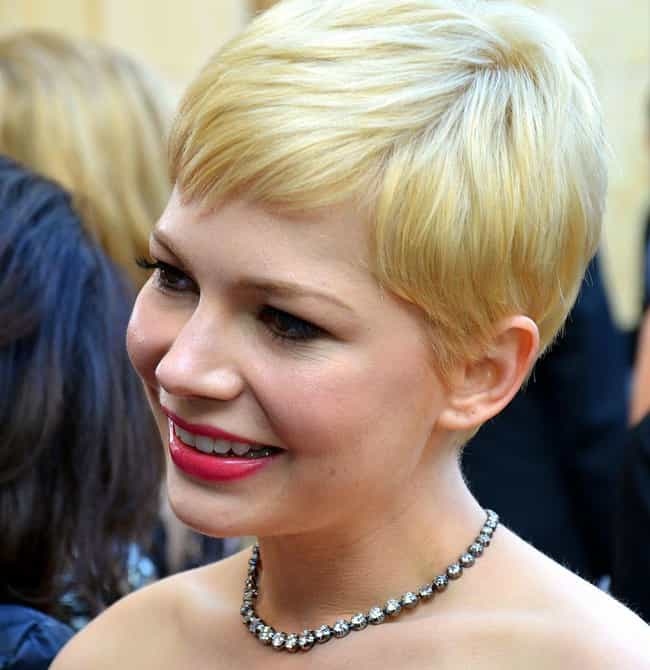 Michelle Williams is listed (or ranked) 4 on the list 18 Celebrities Who Divorced Their Parents