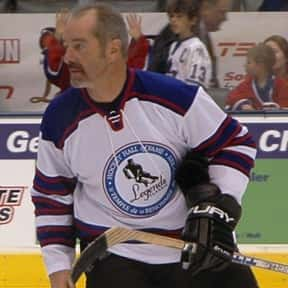 Michel Goulet is listed (or ranked) 22 on the list The Most Undeserving Members of the Hockey Hall of Fame