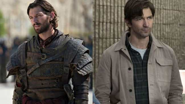 Michiel Huisman is listed (or ranked) 8 on the list Here's Where You've Seen Everyone In 'The Haunting Of Hill House' Before