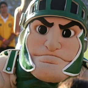 Michigan State Spartans is listed (or ranked) 16 on the list The Best Sport Team Names