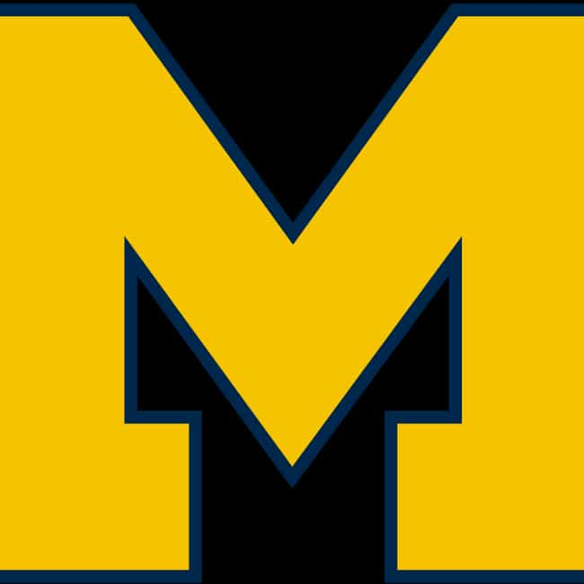 Michigan Wolverines foot... is listed (or ranked) 3 on the list The Best Big Ten Football Teams