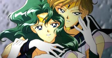 Sailor Neptune & Sailor Uranus is listed (or ranked) 1 on the list 15 Queer Anime Characters Who Don't Appear In Yaoi Or Yuri