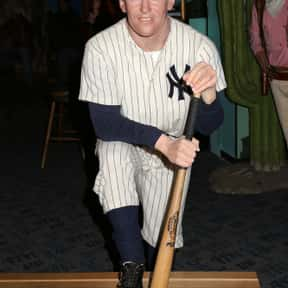 Mickey Mantle is listed (or ranked) 21 on the list The Greatest Baseball Players Of All Time