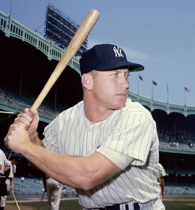 Mickey Mantle is listed (or ranked) 2 on the list Celebrities Who Died of Alcoholism