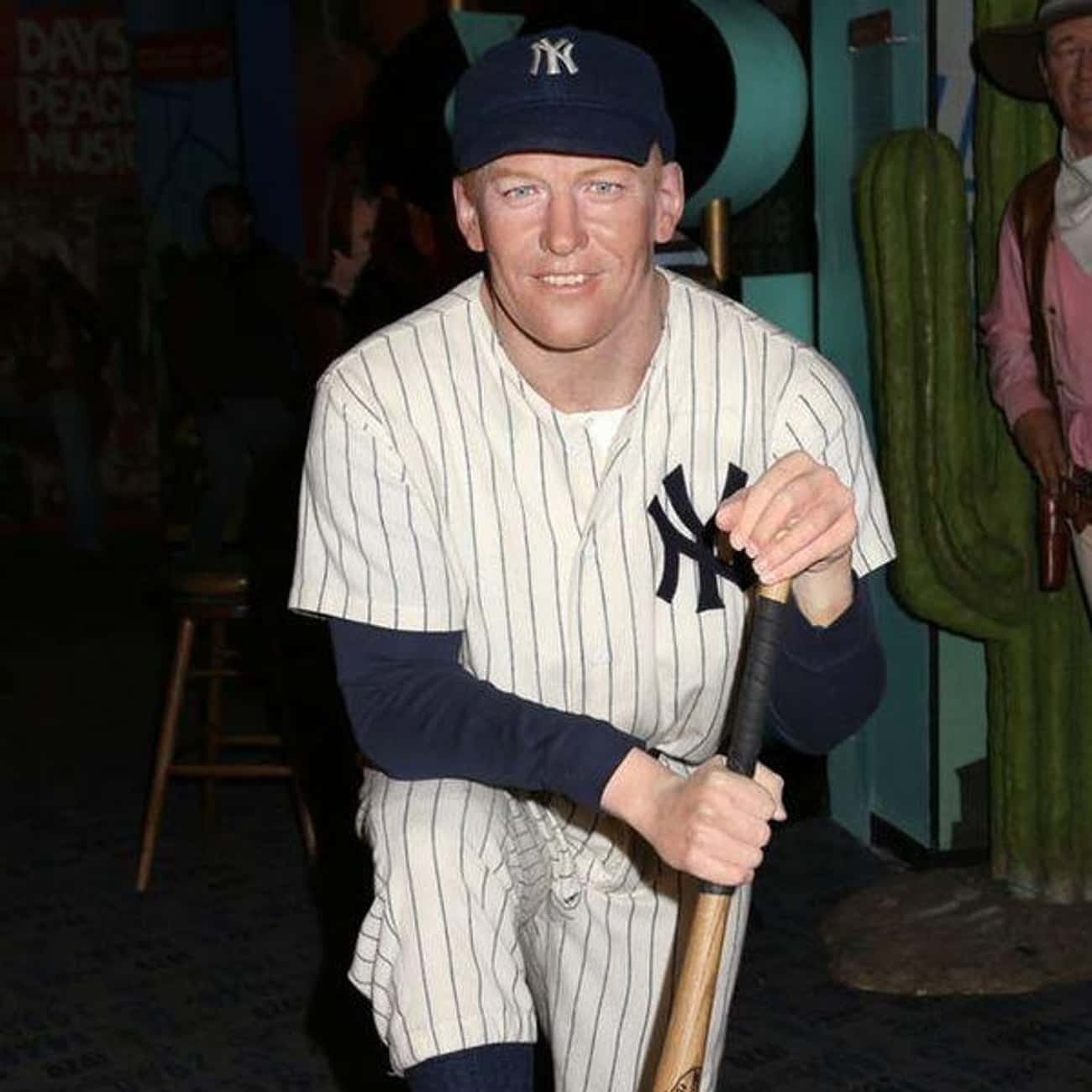 Mickey Mantle is listed (or ranked) 2 on the list Every MLB Player To Hit 50 Home Runs In A Season