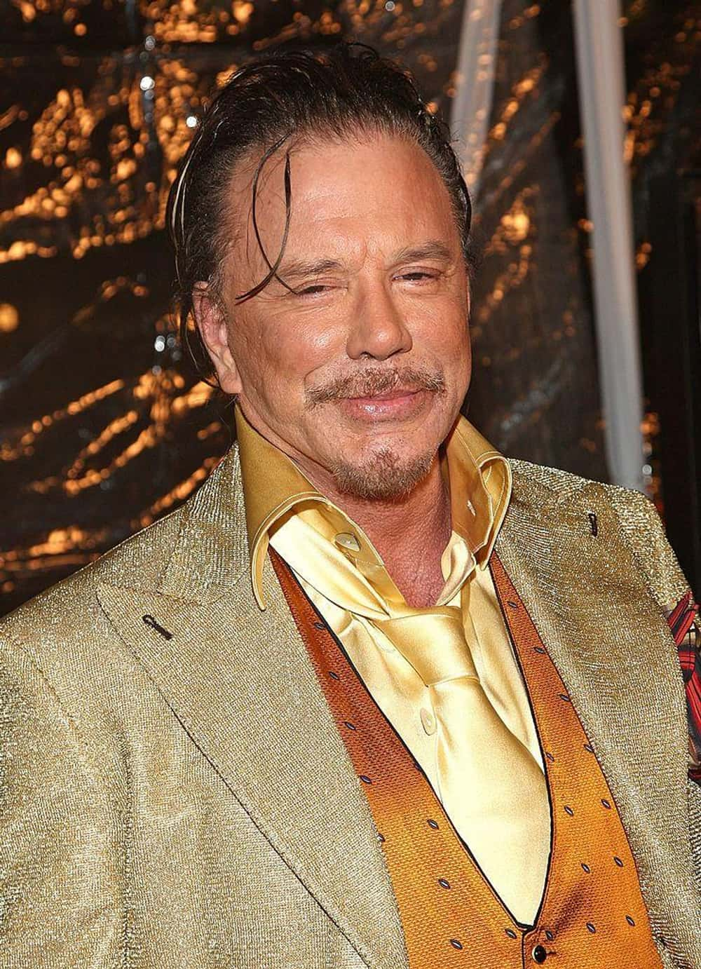 Mickey Rourke is listed (or ranked) 1 on the list Celebrities Who Have Aged the Worst