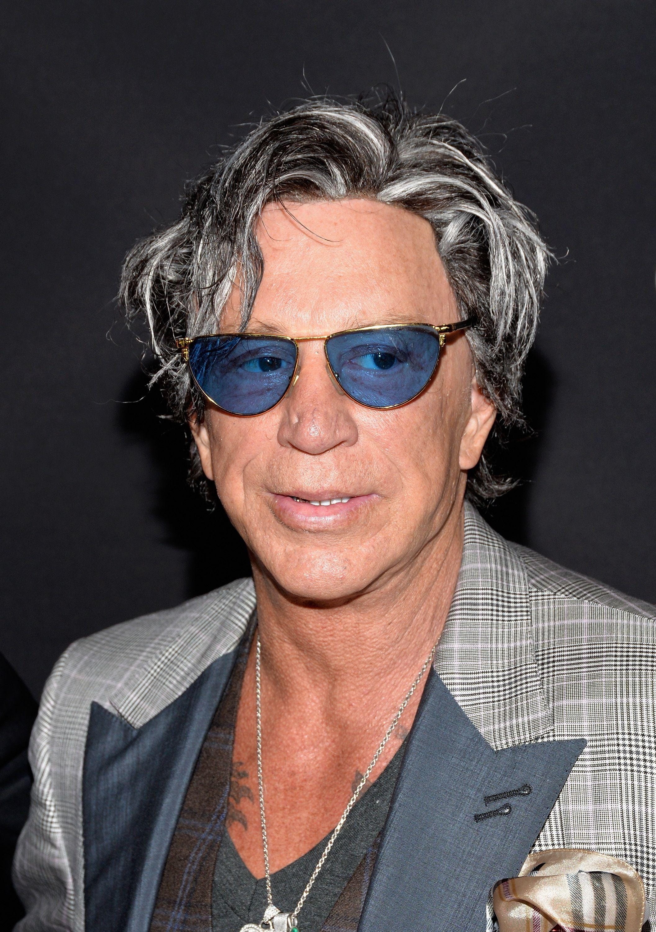 Mickey Rourke Rankings & Opinions